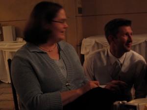 Sarah and Keith