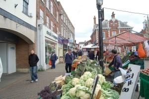 Leighton Buzzard Market