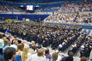 Largest class to graduate ever!