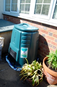 My new compost bin!