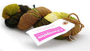 Fyberspates British Dream Sock Yarn in Mosses