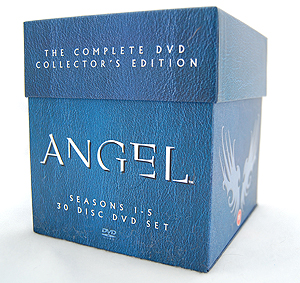 The complete series of Angel