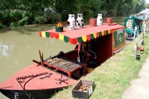 The floating blacksmith