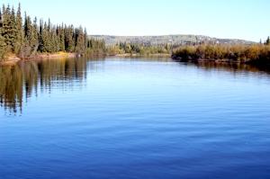A random river shot.
