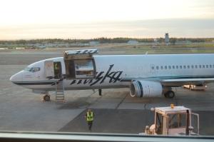A 737 Combi